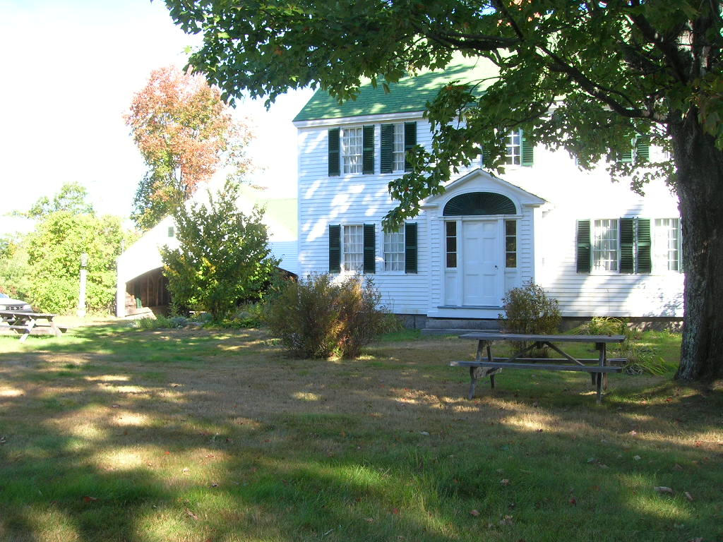 "The Narramissic property at the historic Peabody-Fitch Farm in South Bridgton will host a ""Cradle to Grave"" program of exhibits, lectures and tours beginning this summer."