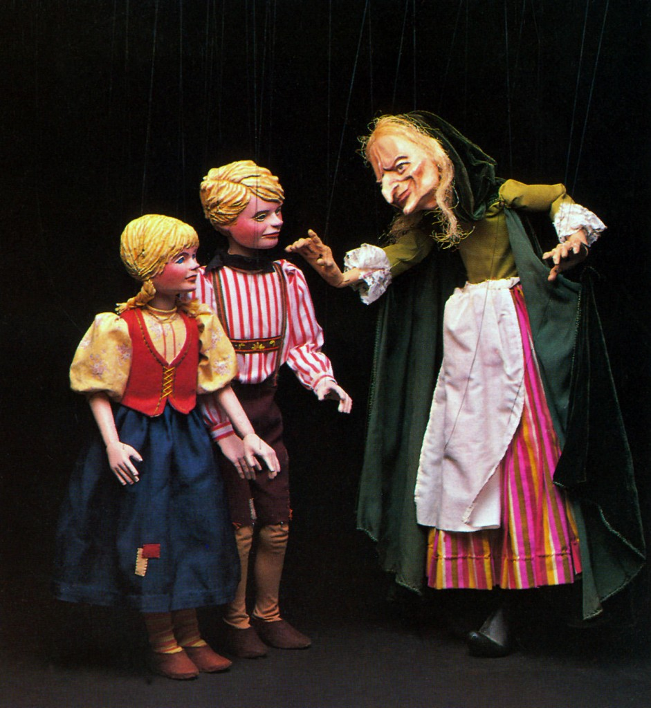 The National Marionette Theatre will perform April 2 and 3 at Lewiston Middle School.