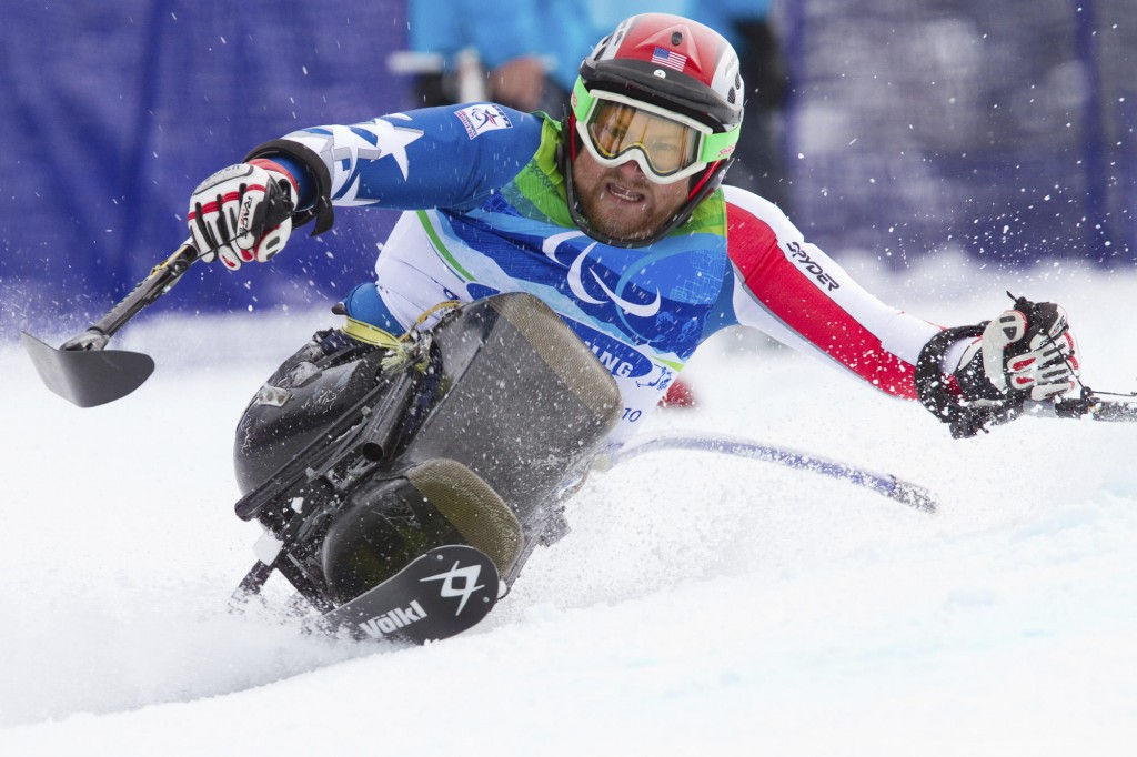 Carl Burnett, a Cape Elizabeth native who now lives in Bend, Ore., is competing in the Paralympic Games for the third time. He says that at 28, this will be his final Games. His last race, the super combined, is scheduled for Sunday.