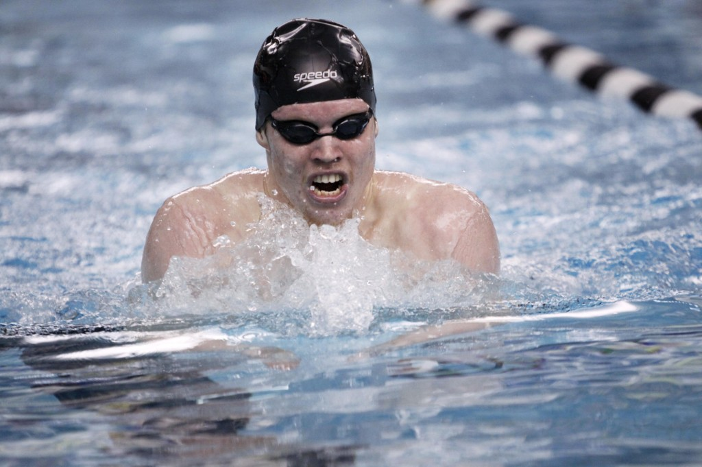 James Wells, who is heading to Indiana University and a likely career in international swimming, will be looking to set national records at a meet in Florida.