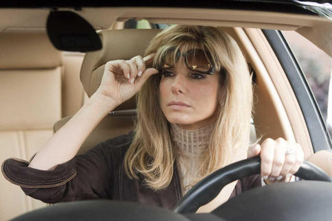 """Sandra Bullock as Leigh Anne Tuohy in """"The Blind Side,"""" for which she won the Academy Award for best actress."""