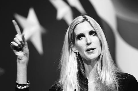 """Conservative commentator and author Ann Coulter called the University of Ottawa a """"bush league"""" institution after her cancellation."""