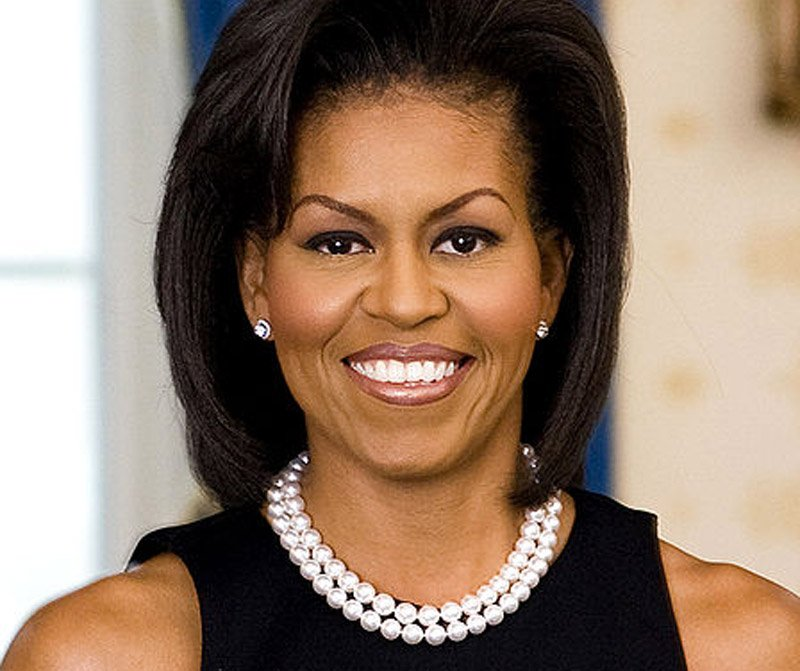 Michelle Obama: As the first lady she can serve as the most humane face of the administration.