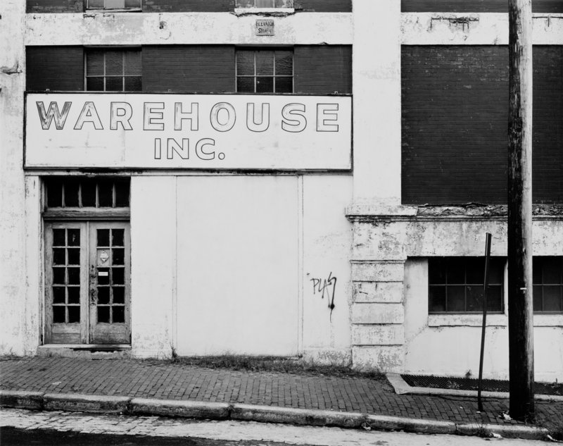 "Jeff Stevensen's ""Warehouse Inc.,"" 1982"