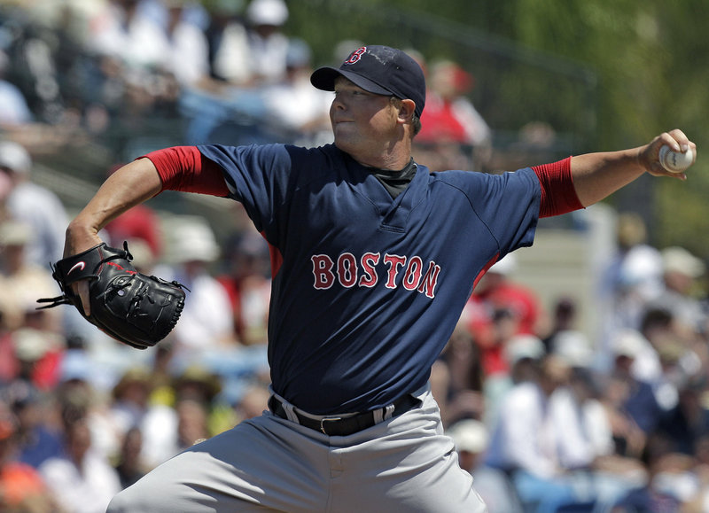 """Jon Lester displayed command of all his pitches Wednesday, going seven innings and allowing just three hits and one walk with three strikeouts. """"For the most part, I feel like I'm ready (for the regular season),"""" Lester said."""