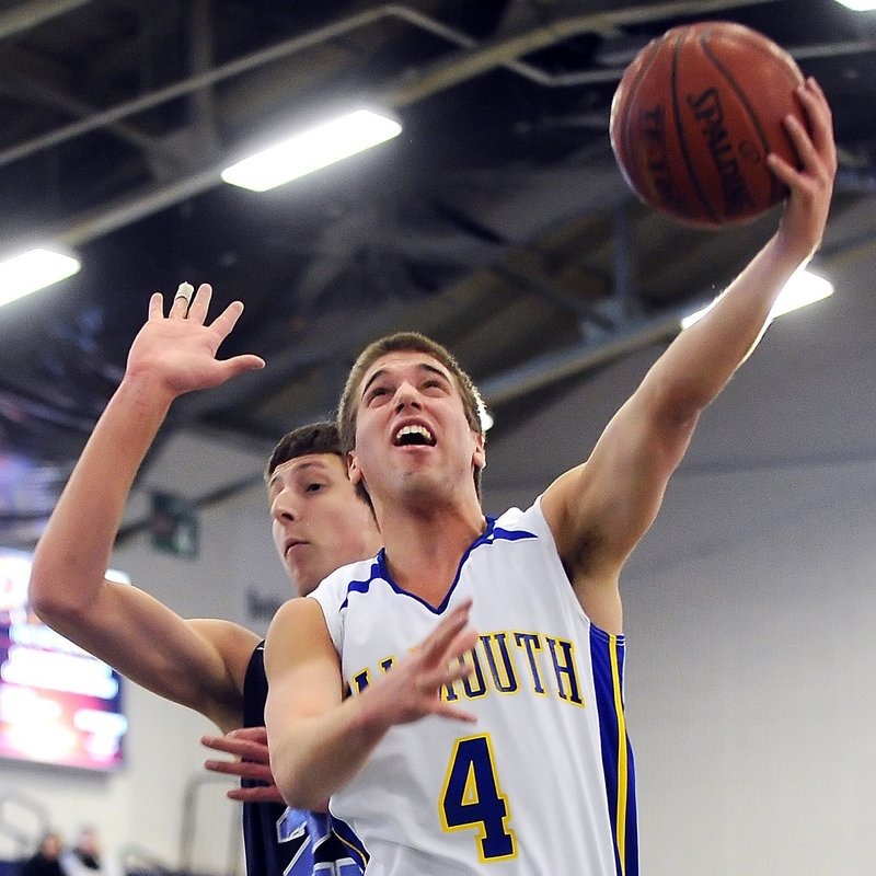 Stefano Mancini passed up his senior season of football to focus on basketball, and the sacrifice paid off for Mancini and his teammates, who captured their first Class B state title.