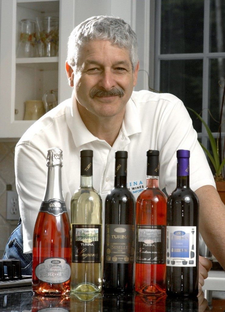 Paul Turina discovered quite by accident that he has cousins in Italy who are award-winning winemakers. Now he is the sole U.S. importer of the wines made at Cantine Turina.