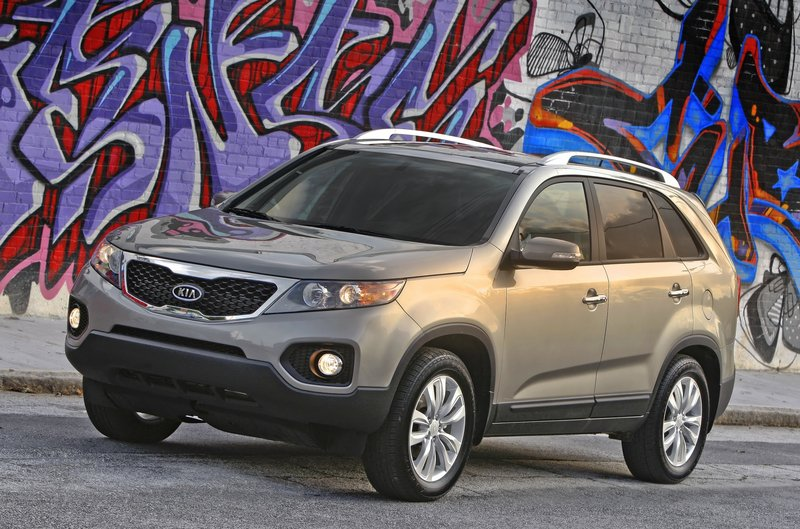 About the only thing that remains the same for the new version of Kia's Sorento is its name. While its predecessor was a rugged-looking vehicle built on a truck platform, the 2011 Sorento is now a handsome crossover with car-like construction.