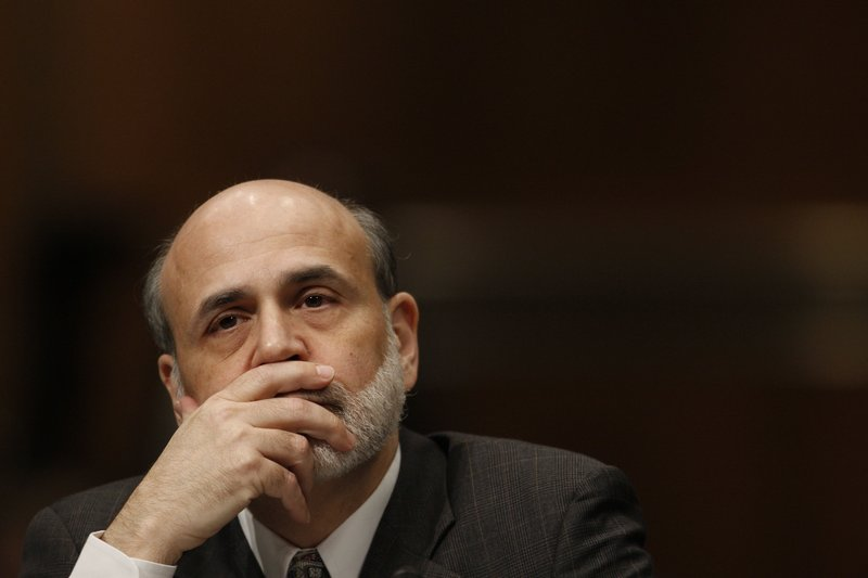 Fed chief Ben Bernanke testifies Wednesday at a Joint Economic Committee hearing on the economy.