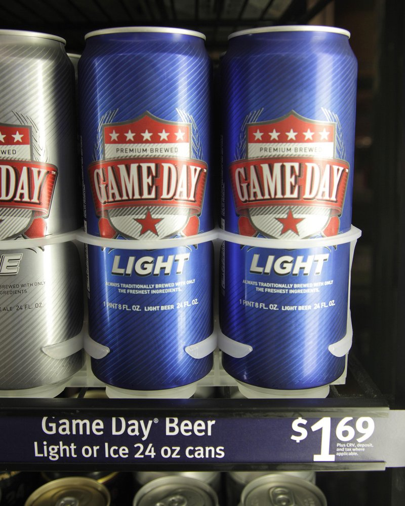 7-Eleven, the destination for countless beer runs, is getting into the business itself with Game Day, a store-brand lager. It will also offer Game Day Light.
