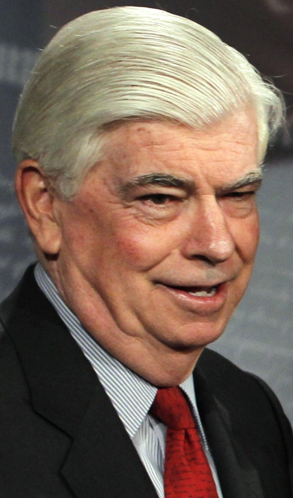 Sen. Christopher Dodd, D-Conn.
