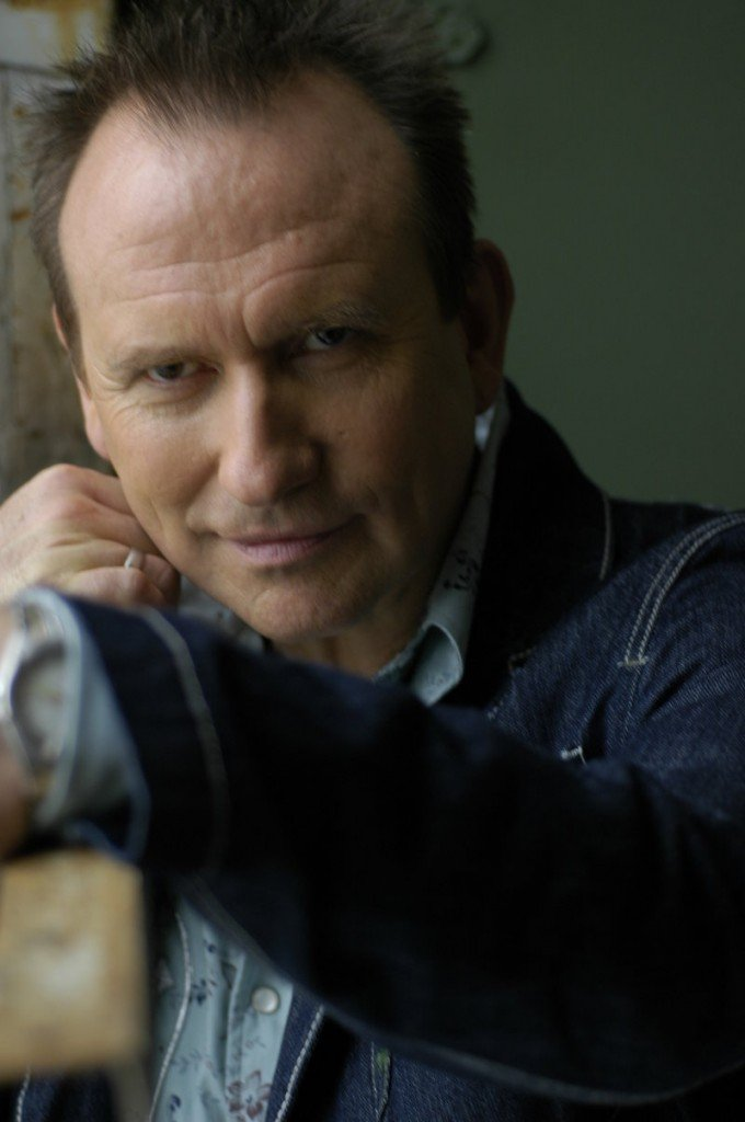 Colin Hay, of Men at Work fame, tells stories of the road and of heartbreak in his instantly recognizable voice.