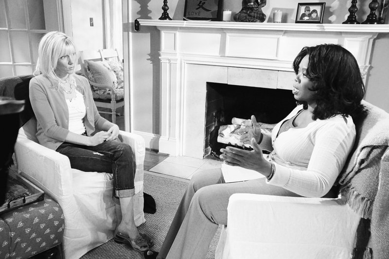 Rielle Hunter, interviewed by Oprah Winfrey