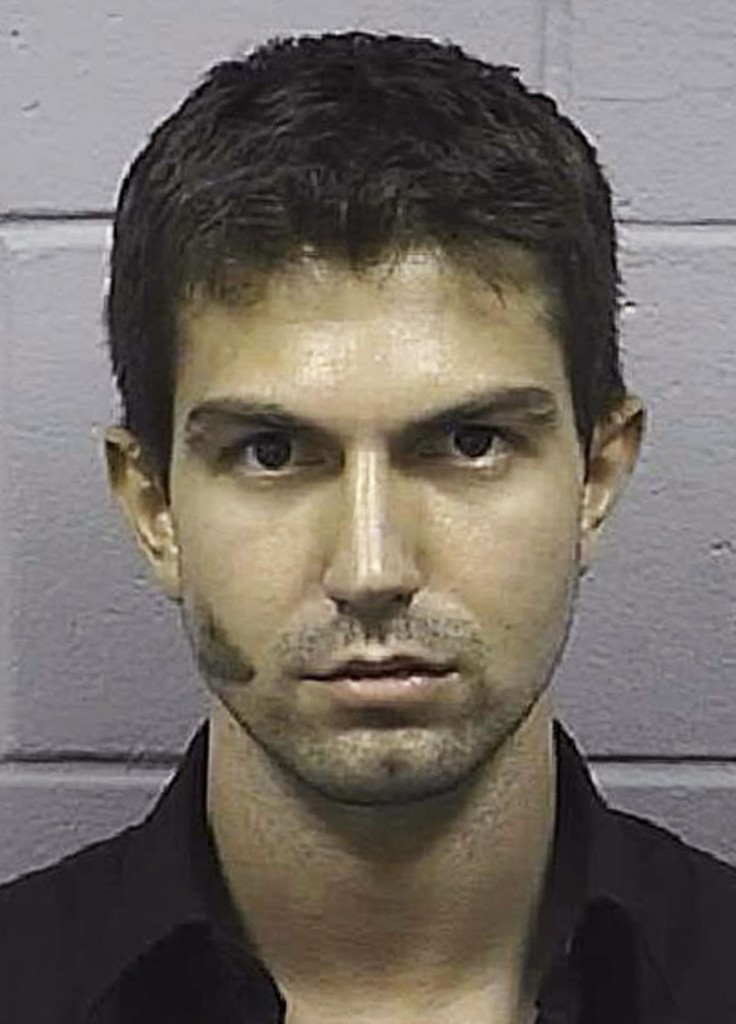 This April 2010 booking photo released by the Penobscot County Sheriff's Department shows Derek Stansberry, of Riverview, Fla. Stansberry faces charges for behavior that caused Delta Air Lines Flight 273 to divert to Bangor, Maine, on Tuesday from its scheduled route from Paris to Atlanta.