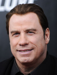 A service vehicle at Bangor International Airport struck and killed two dogs belonging to actor John Travolta on May 13. Headshot
