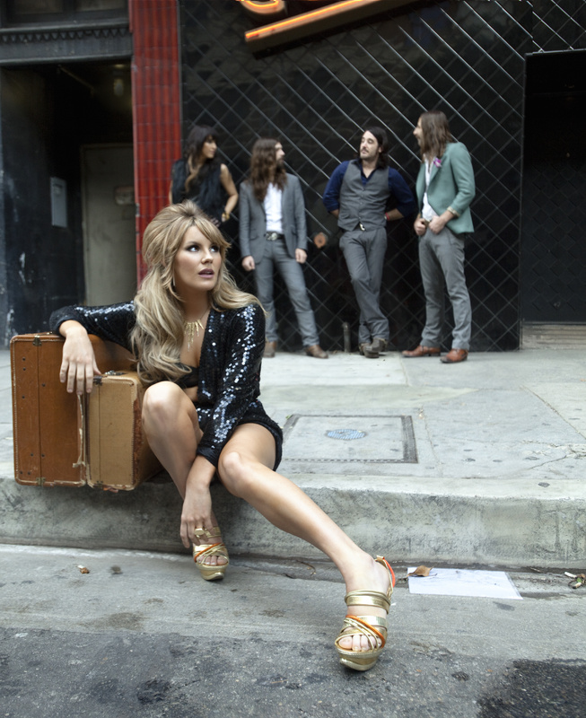 Grace Potter will perform at the new Thompson's Point outdoor music venue on Aug. 1.