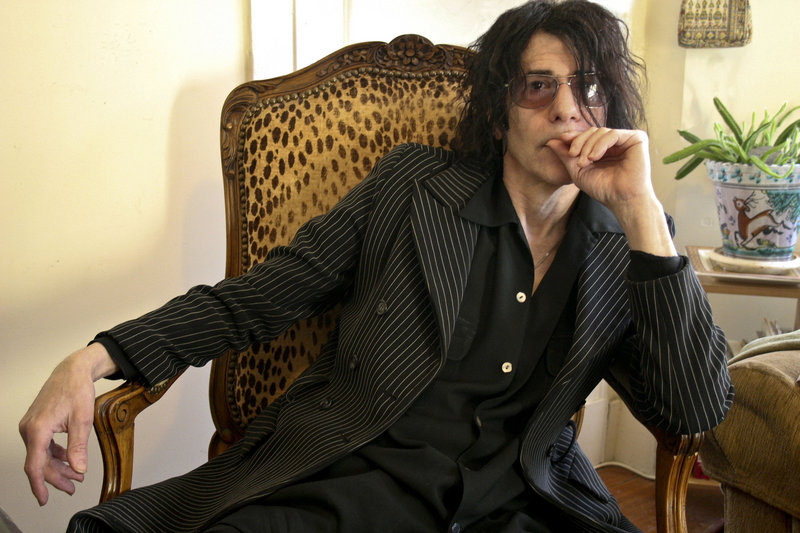 Before his career with the J. Geils Band intervened, Peter Wolf was an aspiring painter studying art in Boston.