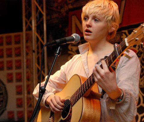 Laura Marling, Tuesday at Space.