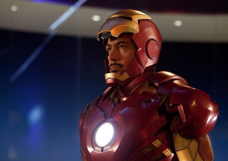 "Robert Downey Jr. reprises his role as Tony Stark in ""Iron Man 2,"" the high-octane sequel from Marvel Studios."