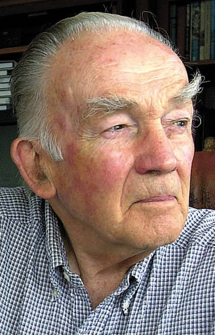 Frank M. Coffin Judge fondly remembered