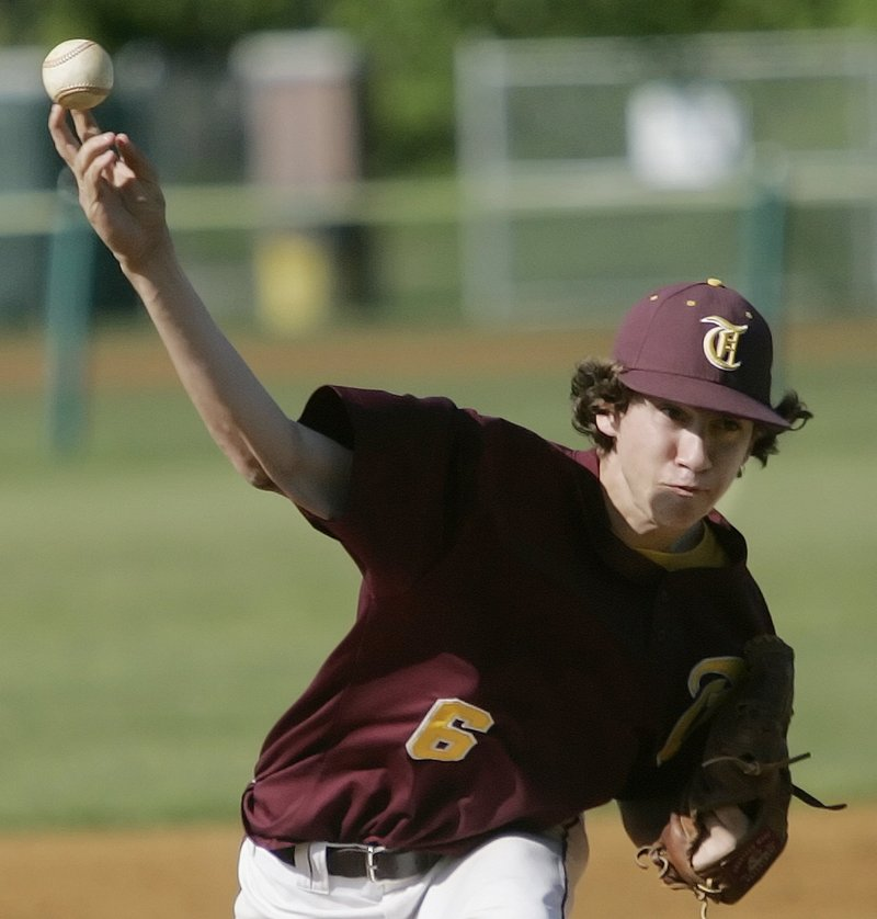 Keegan Sullivan made a successful return for Thornton Academy after missing time because of a knee injury, pitching a three-hitter Tuesday to beat Portland, 10-2.