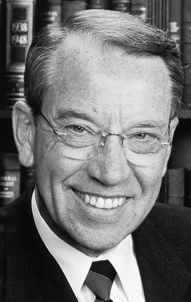 Sen. Charles Grassley Iowa Republican