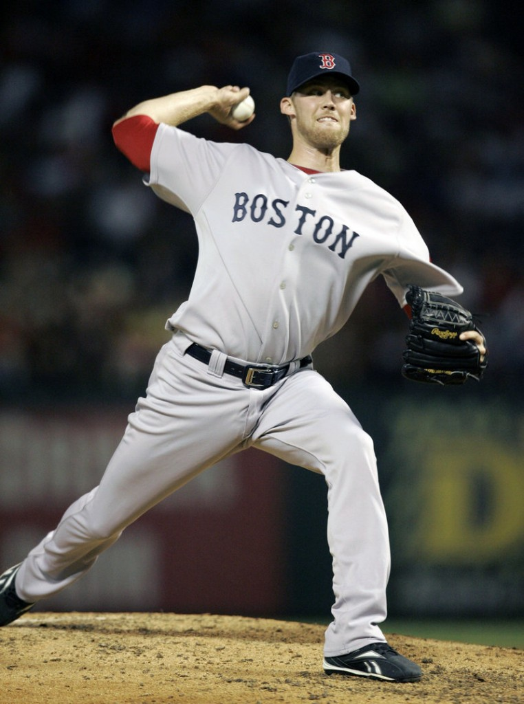 Daniel Bard is enjoying his role providing short relief for the Red Sox, bailing out starters and acting as an eighth-inning bridge to closer Jonathan Papelbon.