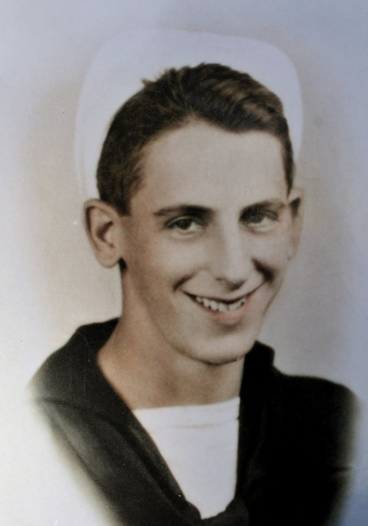 Tony Palanza died April 6, 1945 on the seventh day of the Battle of Okinawa His body was never recovered. He was just 18.