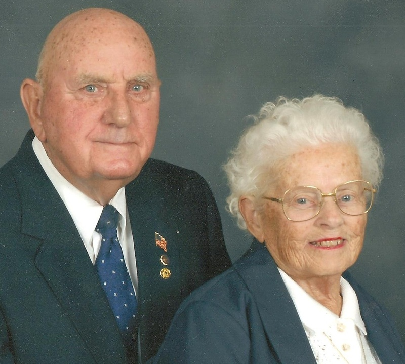 Irving and Ethel Knowles, fall 2009