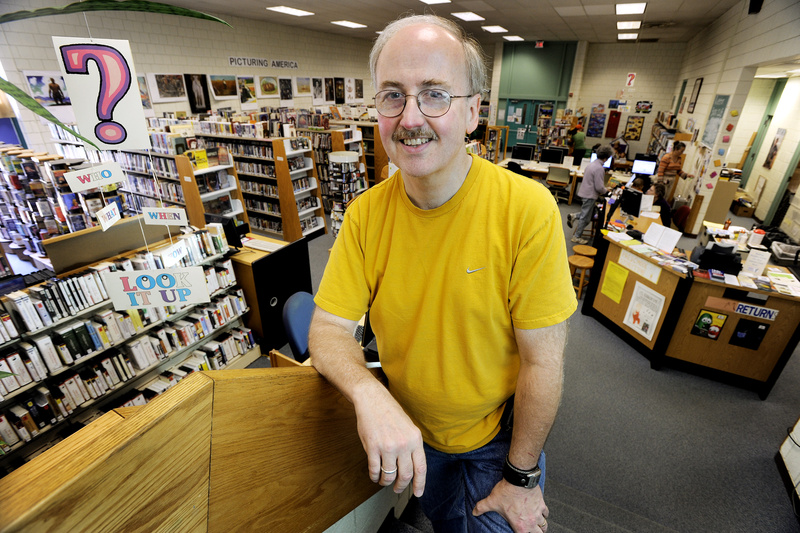 Steve Weigle is branch manager of the Portland Public Library branch at Riverton School in Portland. The city should explore the option of converting the branch into a self-service outlet as a means of keeping it open.