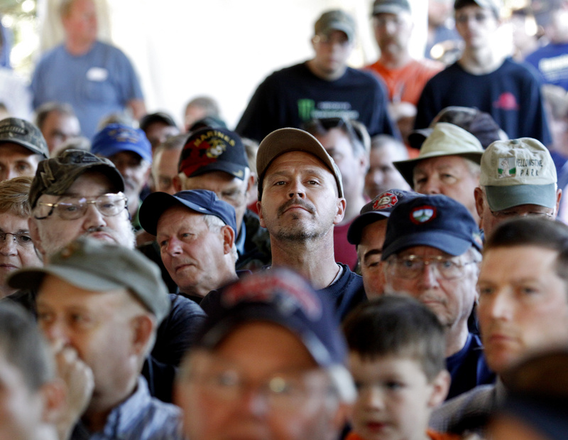 Maine residents as well as sportsmen