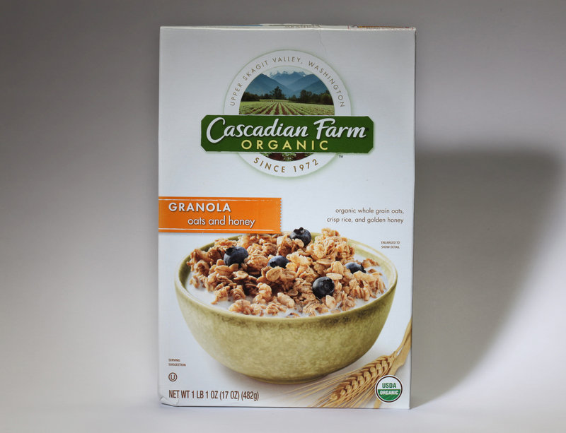 Hidden fat, sodium, sugar and/or calories may lurk in many seemingly healthful food choices, such as organic granola. It's a good idea to always read the packages.