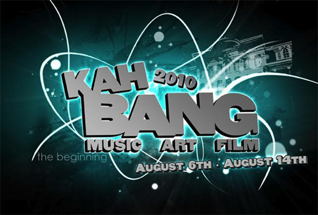 The KahBang festival, set for Aug. 6-14 in Bangor, is expanding in its second year to include indie films. Maine filmmakers have until June 21 to submit their work.
