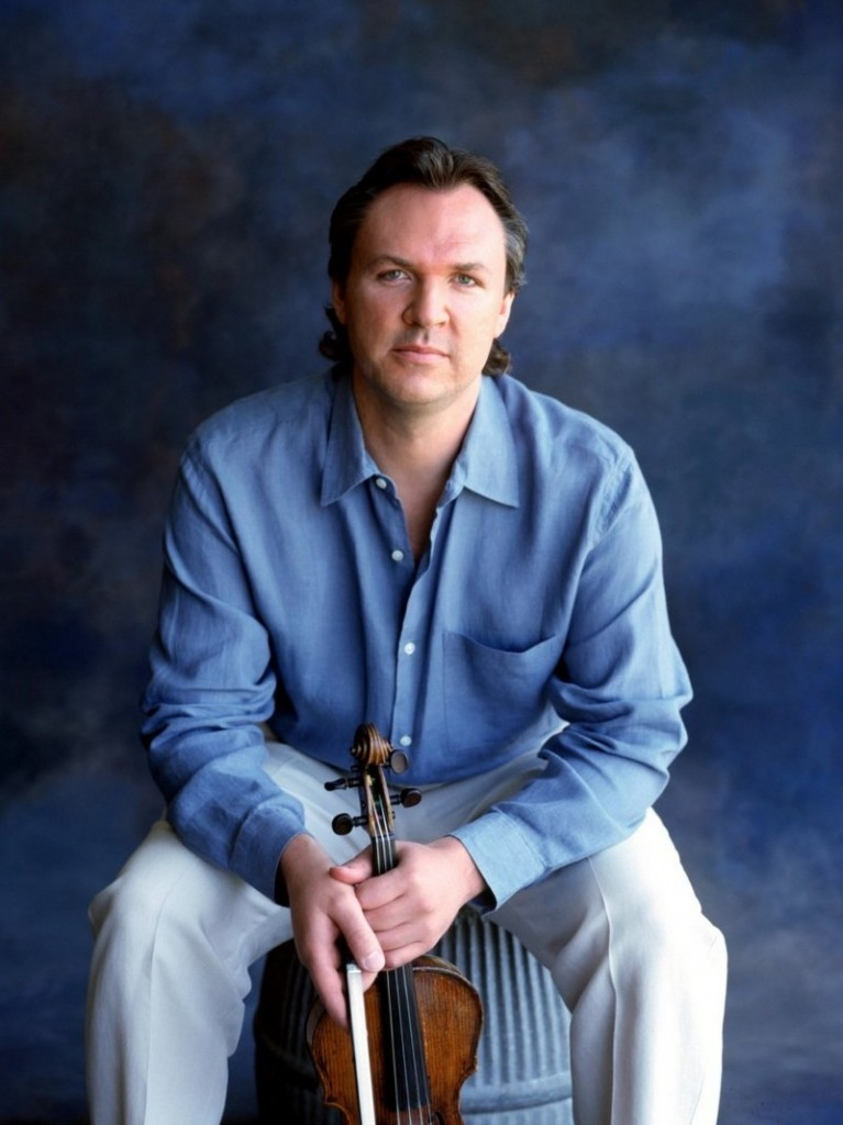 Mark O'Connor performs March 4.