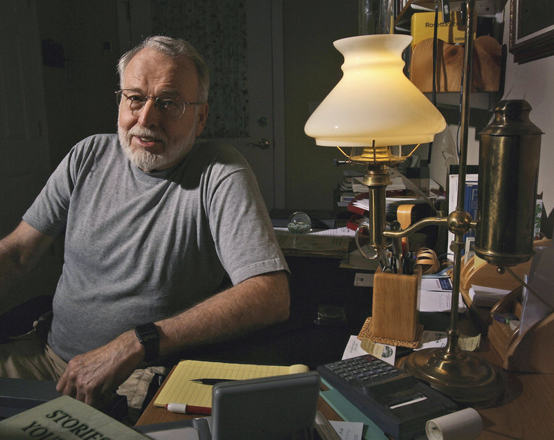 The Associated Press Retired Methodist minister Richard Matthews of Gilford, N.H., is moving to Sweden, where he once led a church, so he can get health insurance.