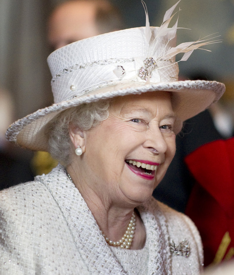 The queen's actual birthday is on April 21, but she celebrates her official birthday in June, in keeping with a unique royal tradition.