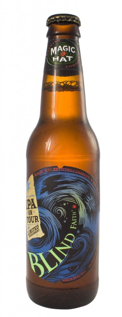 Tom Atwell liked Blind Faith but thought it was a tad strong for a summer beverage.