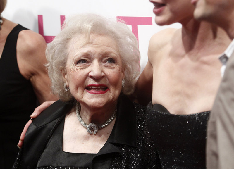 """Betty White, at 88, stars in """"Hot in Cleveland,"""" an entertaining new TV Land sitcom that borrows heavily – both story lines and talent – from the reruns that are the network's staple."""