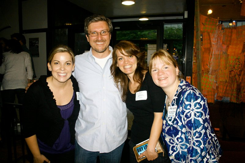 Winners of the 2009 awards spotted at the party included Emilie Sommer of emilie inc., Rob Landry of Pemaquid Communications, Karen Farrell of Topline Marketing, and Adrianne Zahner of Turtle Love Co.