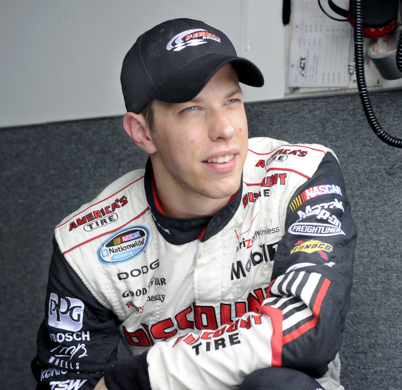 Brad Keselowski said he looks forward to returning to his roots in the TD Bank 250. He last raced in a Late Model short-track race about six years ago.