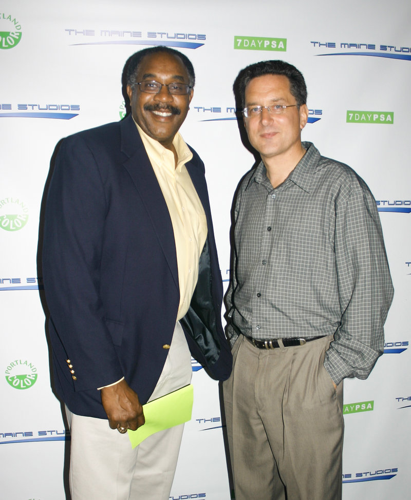 7DayPSA founders Andre Stark and Duncan B. Putney, who are both with OCD Associates based in Rhode Island