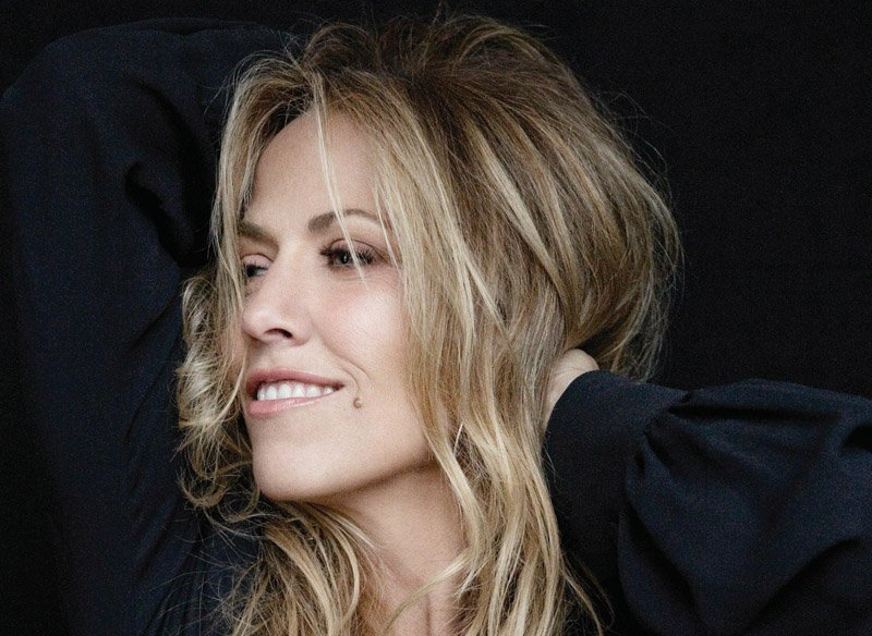 Sheryl Crow is touring in support of her latest album,