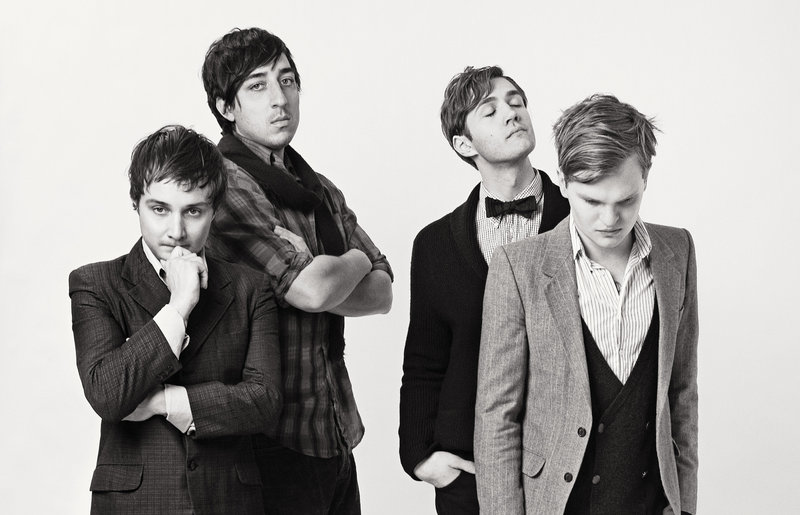 Grizzly Bear will be playing at Nateva this weekend.