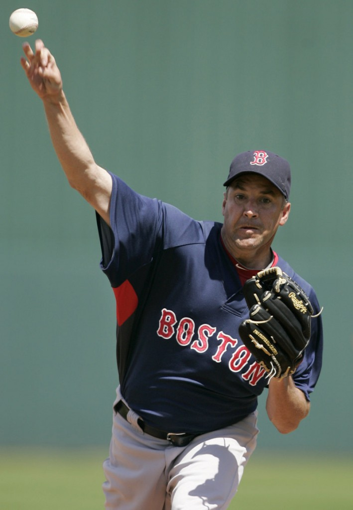 Scott Atchison has had good and bad moments with Boston, but if he and the other middle relievers can turn it around, the Red Sox could be a force in the second half of the season.