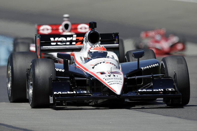Will Power won the pole position Saturday for today's IndyCar Series' Watkins Glen Camping World Grand Prix at The Glen race in Watkins Glen, N.Y. It was his fifth pole of the season, and his Team Penske's fifth consecutive pole at the Glen.