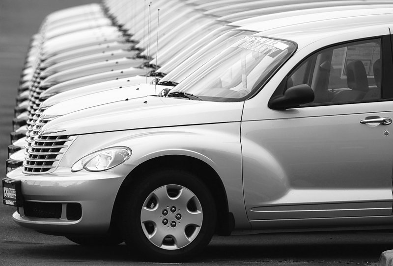 Chrysler could barely keep up with demand for the PT Cruiser in 2001, when 144,717 of the cars were sold. The model has faded since then; just 17,941 were sold last year.