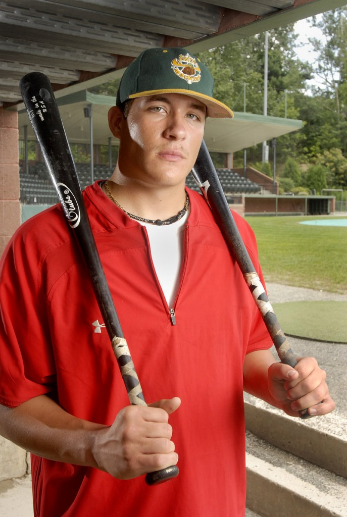 Anthony D'Alfonso was a record-setter at USM. Now he's trying to extend his baseball career with an Arizona independent league team.