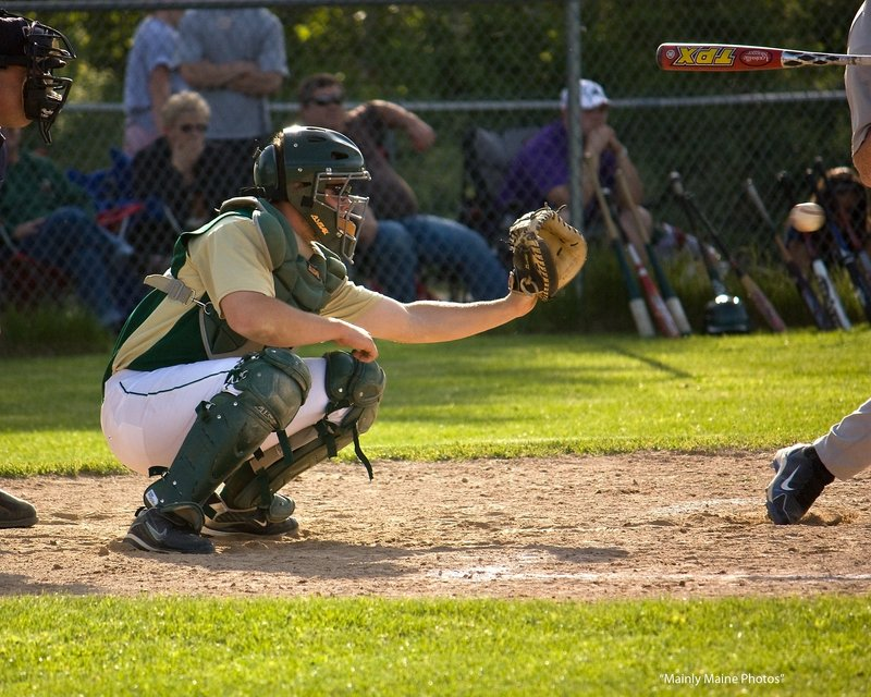 Matt Verrier of Oxford Hills was named Mr. Baseball and the Maine Gatorade player of the year, as well as the Telegram/Press Herald MVP. He led the Vikings to the Class A title with a 1-0 victory against Biddeford in the final.