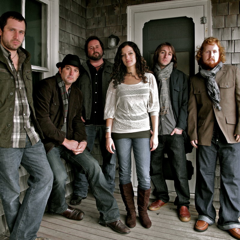 Gypsy Tailwind plays on Thursday in Portland's Monument Square.
