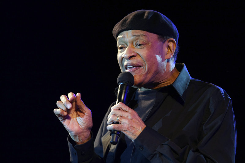 Seven-time Grammy Award winner Al Jarreau performs at Festival Jazz des Cinq Continents in Marseille, France, a day before he had breathing problems.